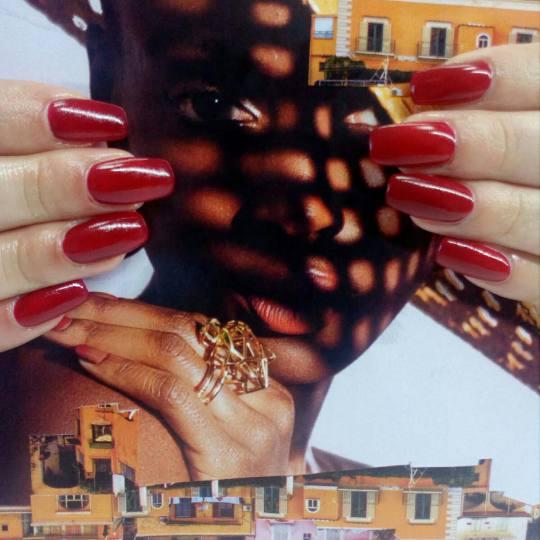 Eleonora #beograd Izlivanje noktiju Izlivanje noktiju gelom + gel lak