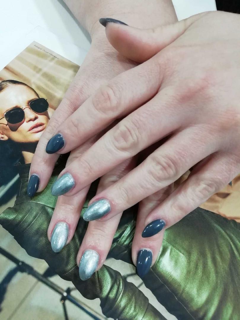 LookBook Beauty and Fashion Ojačavanje prirodnih noktiju gelom
