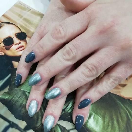 Beauty and Fashion #beograd Ojačavanje noktiju Ojačavanje prirodnih noktiju gelom