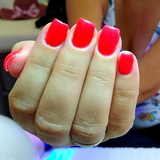 Bella Donna #nis Ojacanje noktiju gelom