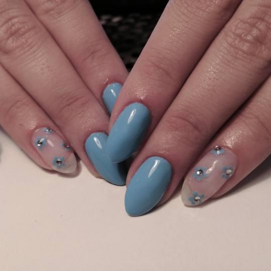 Salon Soul #beograd Ojačavanje noktiju Ojačavanje prirodnih noktiju gelom - ruke