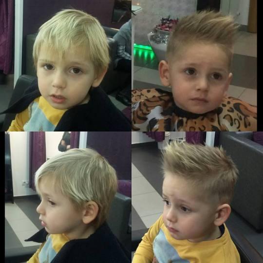 Avangard In #beograd Dečija frizura