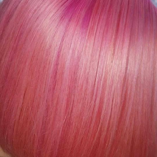 Cut 'n' Go #novisad Farbanje kose Farbanje cele kose - kosa srednje dužine