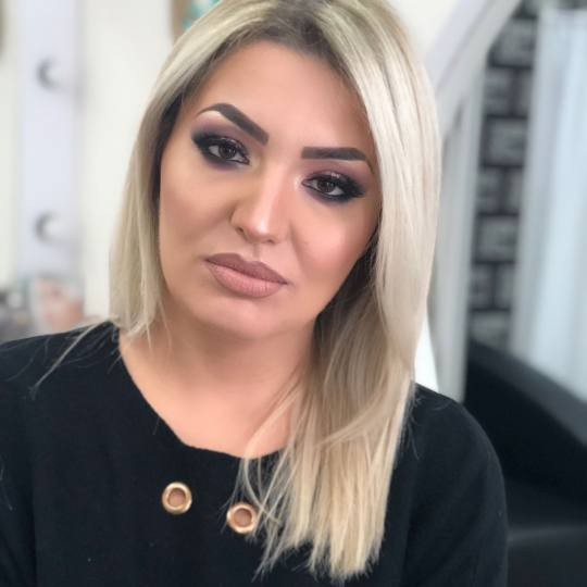 Olymp Beauty #nis Make-up / šminkanje Profesionalno šminkanje + individualne trepavice Profesional