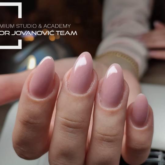 Viktor Jovanović TEAM #subotica Nadogradnja noktiju Nadogradnja noktiju gel / akril