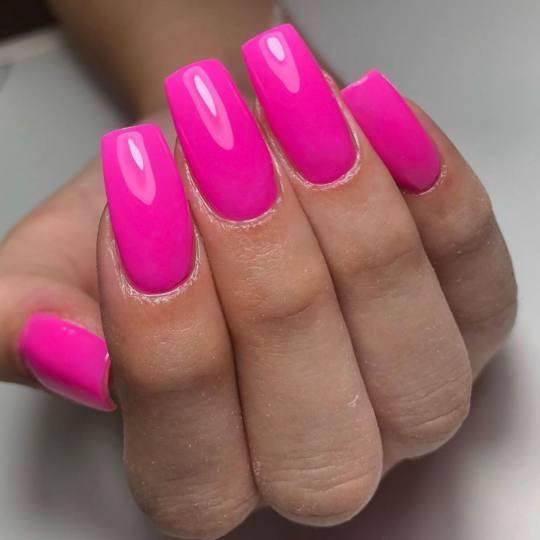 Mademoiselle Beauty #beograd Izlivanje noktiju Korekcija izlivanja noktiju gelom - L dužina
