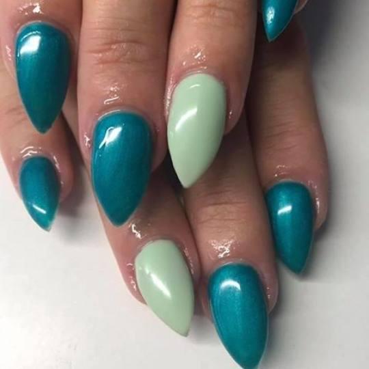Studio lepote Violet #nis Nadogradnja noktiju Nadogradnja noktiju