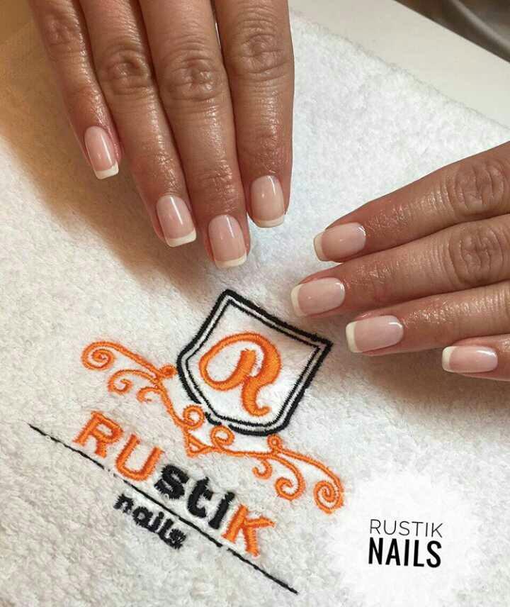 LookBook Rustik Nails Manikir + trajni lak Luxio