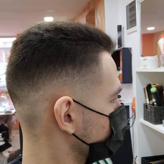 Monsieur #beograd Muško šišanje Muško šišanje frizura