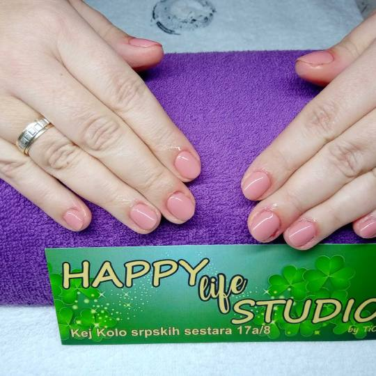 Happy life studio #nis Gel lak Gel lak - ruke gel lak