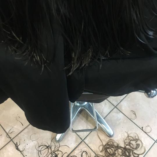 Paradiso #beograd Žensko šišanje Žensko šišanje - sve dužine kose