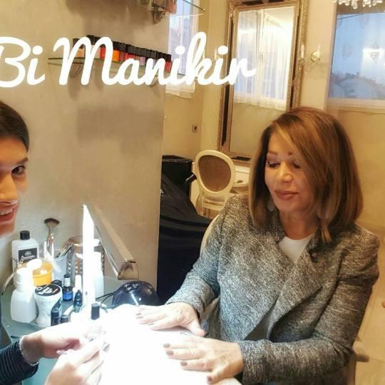 Bibi beauty centar #beograd Manikir Manikir + lakiranje noktiju Pravi izbor za vase nokte - BiBi Man