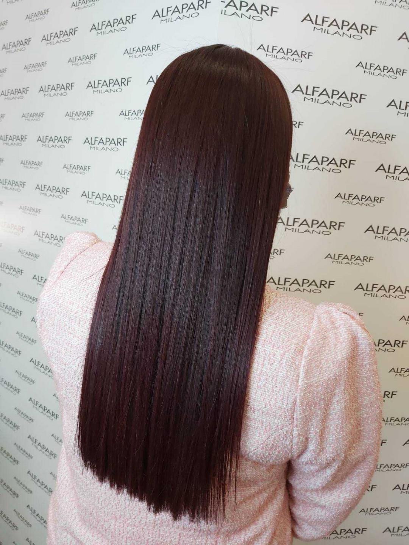 LookBook Alfaparf Studio Farbanje cele dužine - ekstra duga kosa