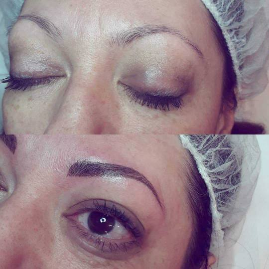 Beauty place Princess #beograd microblading