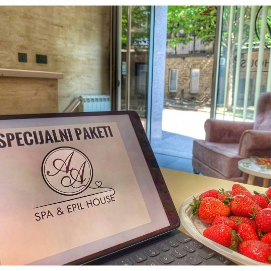 Ad Astra Spa & Epil House #beograd
