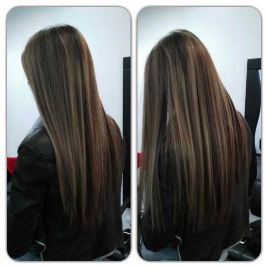 M&M Diva #beograd Žensko šišanje Žensko šišanje + feniranje na ravno - extra duga kosa