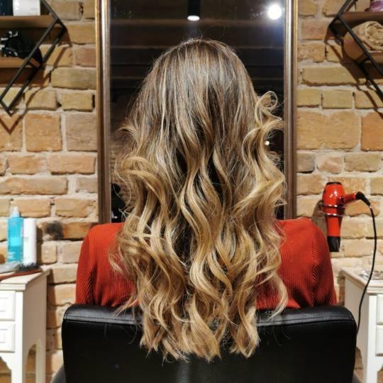 Vanity Hair #beograd Ombre, sombre, balayage Balayage / Ombre / Sombre - sve dužine kose