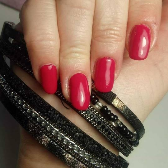 Salon lepote Felicita #beograd Ojačavanje noktiju Ojačavanje prirodnih noktiju gelom
