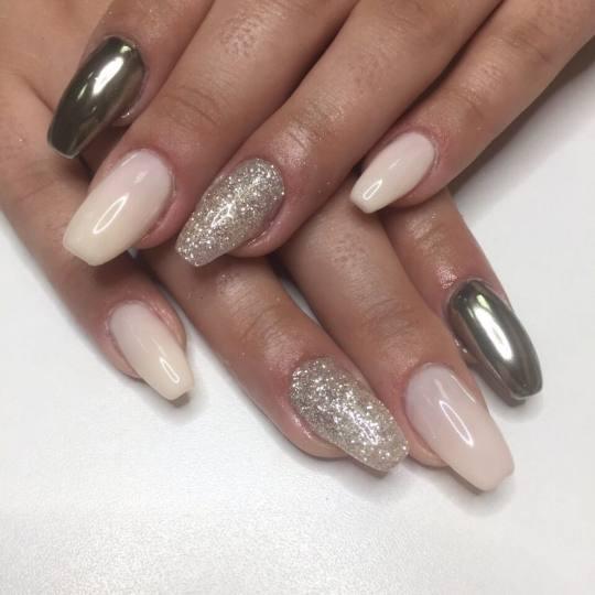 Olymp Beauty #nis Ojačavanje noktiju Ojačavanje prirodnih noktiju - duži nokti Ojačanje  noktiju