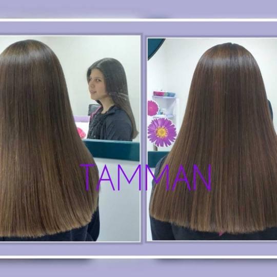 Tamman #beograd Žensko šišanje Žensko šišanje - duga kosa
