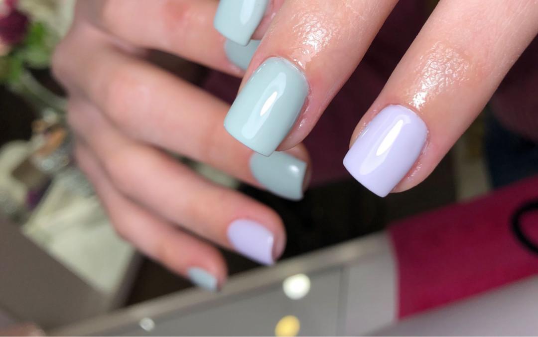 LookBook Mademoiselle Beauty Izlivanje noktiju gelom - kratki / nokti srednje dužine