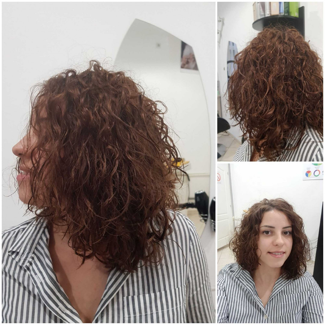 LookBook Cut 'n' Go Keratinski minival - kosa srednje dužine
