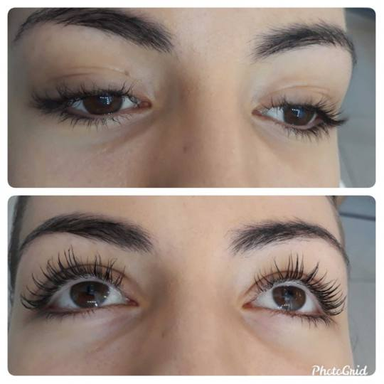 Your Majesty Make up & Beauty Room #beograd Trepavice Lash lift trepavica Prirodno ubijanje i bojenj