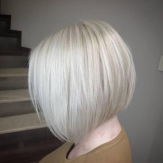 Grey 2 #beograd Šišanje Šišanje + feniranje - kosa srednje dužine