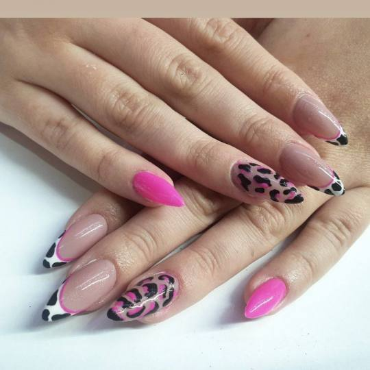 Alfaparf Nails #beograd Korekcija noktiju Korekcija ojačavanja / nadogradnje / izlivanja noktiju +