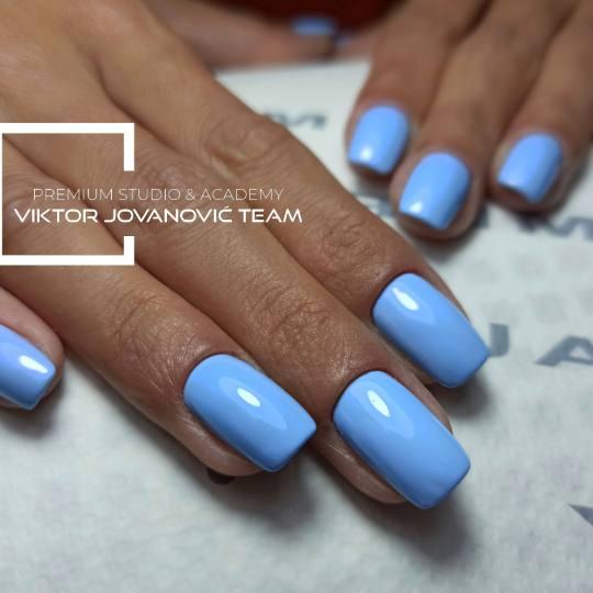 Viktor Jovanović TEAM #subotica Izlivanje noktiju Korekcija izlivanja/nadogradnje - gel/akril