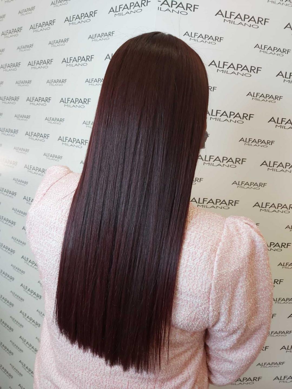 LookBook Alfaparf Studio Ada Mall Farbanje cele dužine - ekstra duga kosa