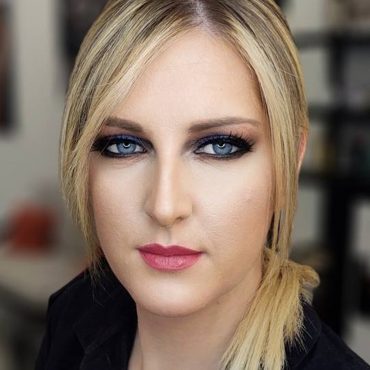 Star beauty studio #beograd Make-up / šminkanje Profesionalno šminkanje - večernja šminka