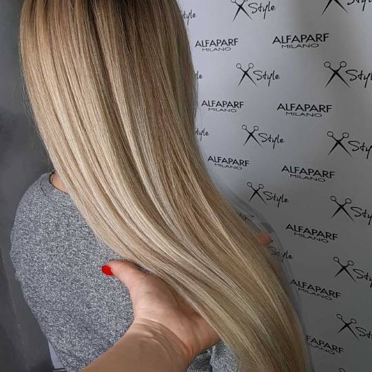 X Style #novisad Our blonde hair is better than yours
