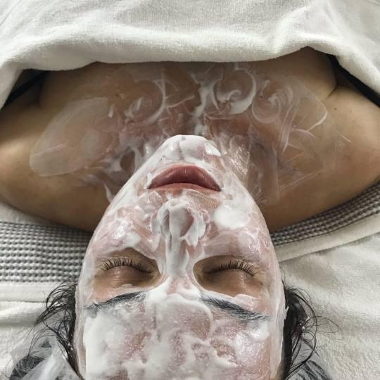 Estetic beauty centar Amica #beograd Tretman lica Tretman hidratacije lica Babor Tretman lica