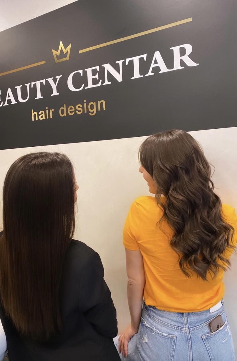 LookBook Beauty Centar Feniranje na ravno / lokne - duga kosa
