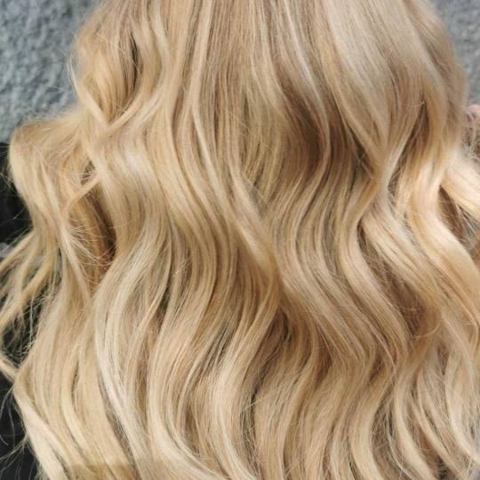 Cecix #beograd Ombre, sombre, balayage Nijansiranje cele dužine kose sa prelivom - duga kosa