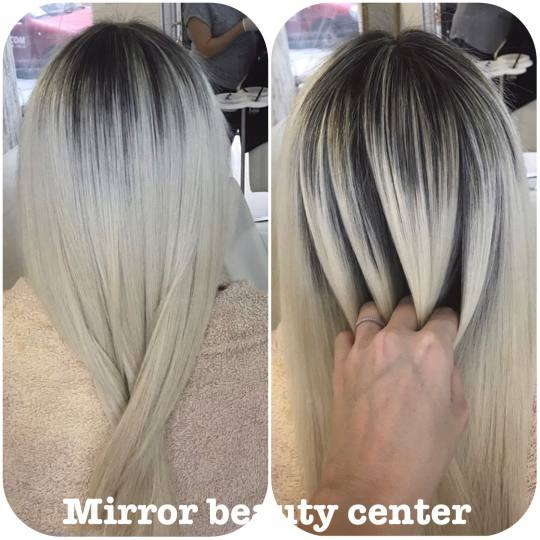 Ombre, sombre, balayage