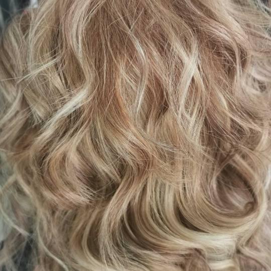 La Fée #beograd Pramenovi Pramenovi na foliju do 2 boje + preliv - duga kosa
