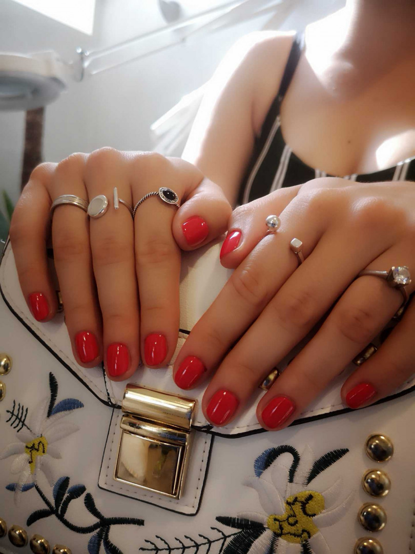 LookBook Bibi beauty centar Manikir + lakiranje noktiju