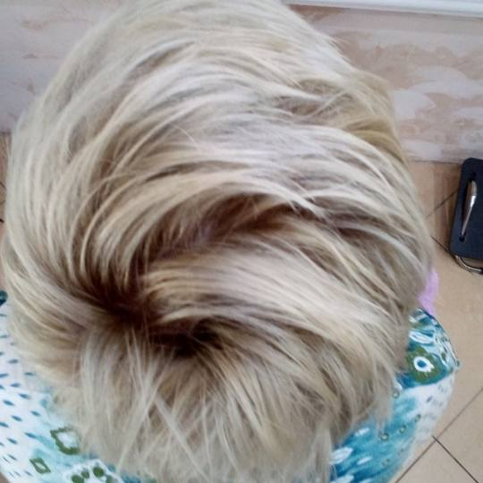 L 'amie salon de beaute #beograd Žensko šišanje Žensko šišanje - kratka kosa