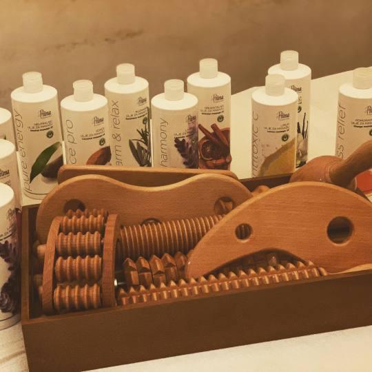 Ad Astra Spa & Epil House #beograd Anticelulit masaža Maderoterapija