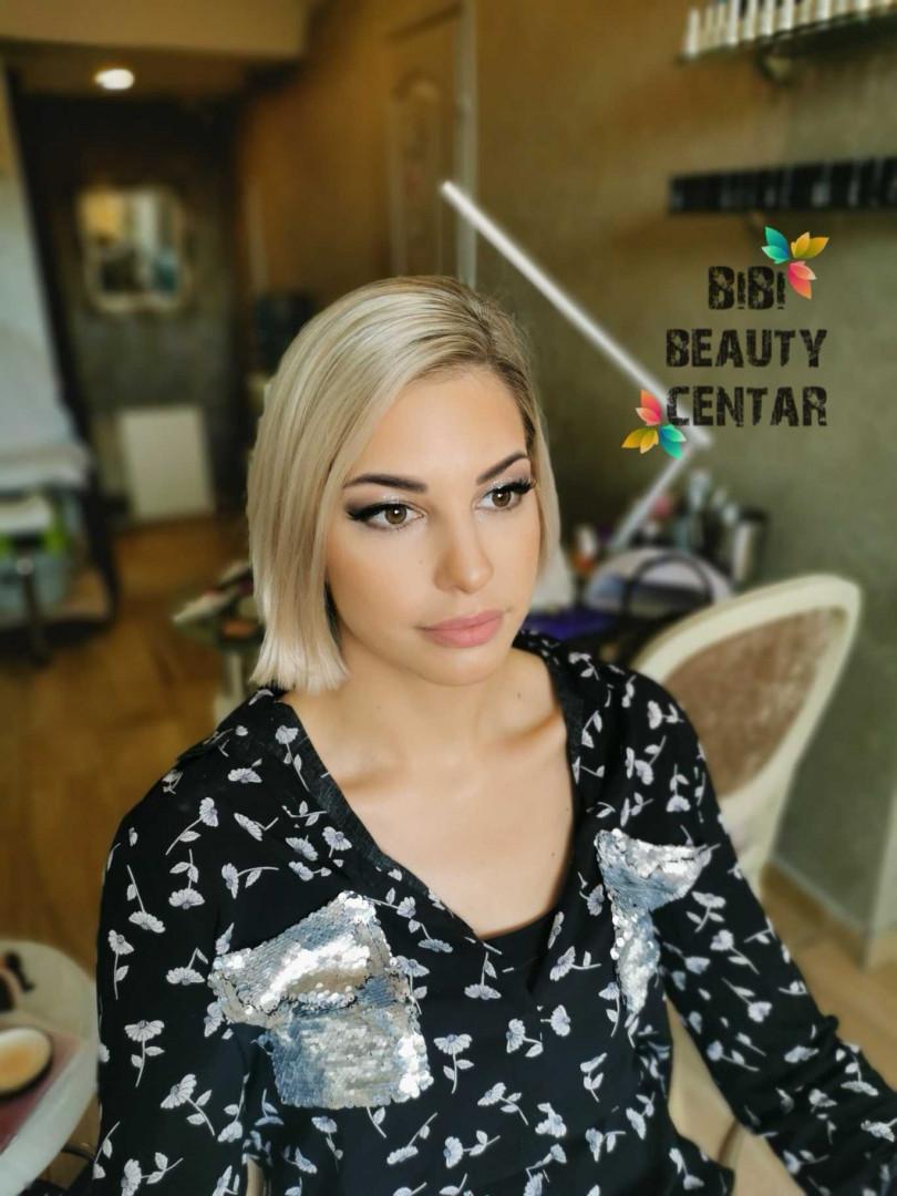 LookBook Bibi beauty centar Profesionalno šminkanje + veštačke trepavice