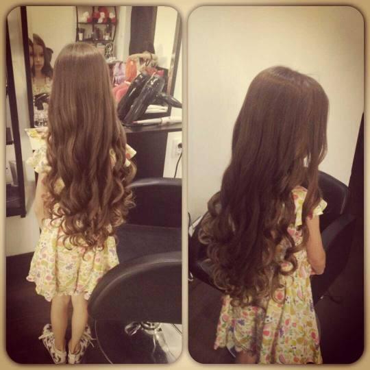M&M Diva #beograd Uvijanje, lokne i talasi Lokne na presu / kupu - extra duga kosa