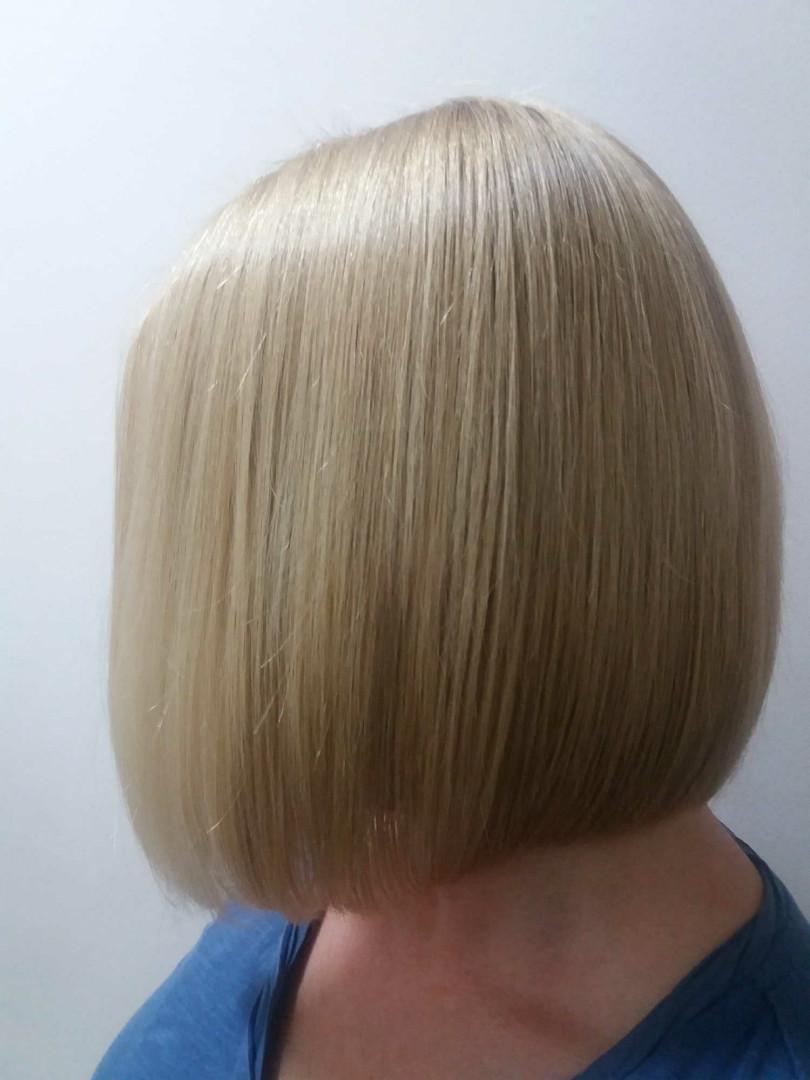 LookBook Vortex Šišanje i feniranje - kratka kosa