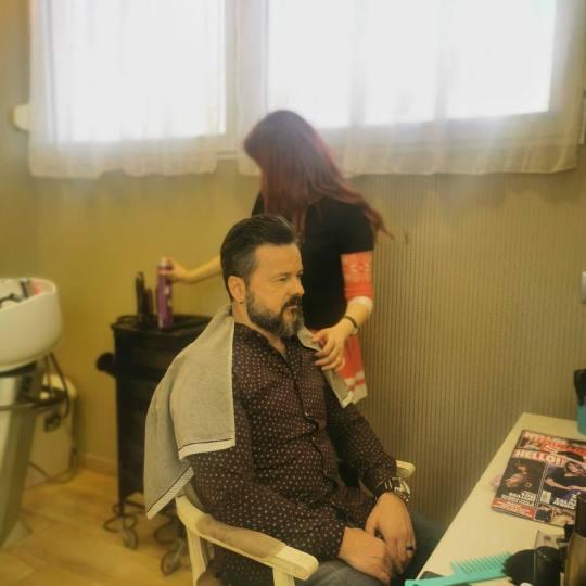 Bibi beauty centar #beograd Muško šišanje Muško šišanje makazama i mašinicom