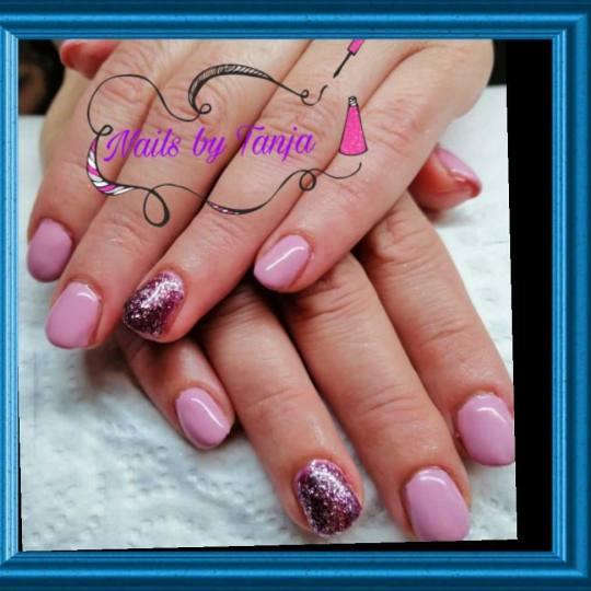 Maryana style #beograd Ojačavanje noktiju Ojačavanje prirodnih noktiju gelom - kratki nokti Ojača