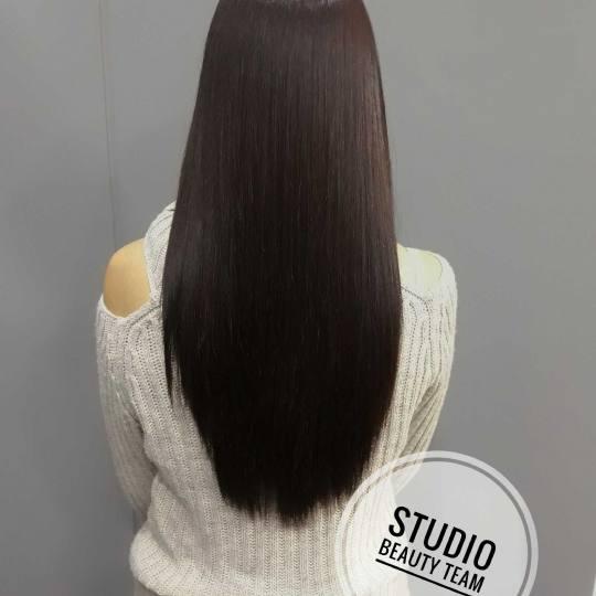Beauty Team #novisad Feniranje i stilizovanje Feniranje na ravno / lokne - duga kosa Izaberi najbolj