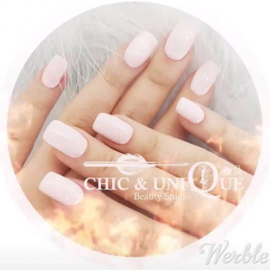 Chic & Unique #beograd Ojačavanje noktiju Ojačavanje noktiju gelom Ojacavanje noktiju gelom bebi r