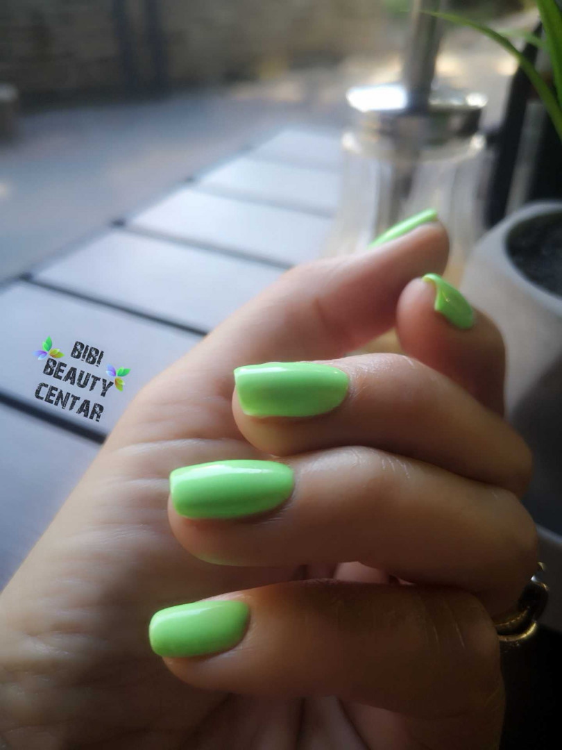 LookBook Bibi beauty centar Gel lak - ruke