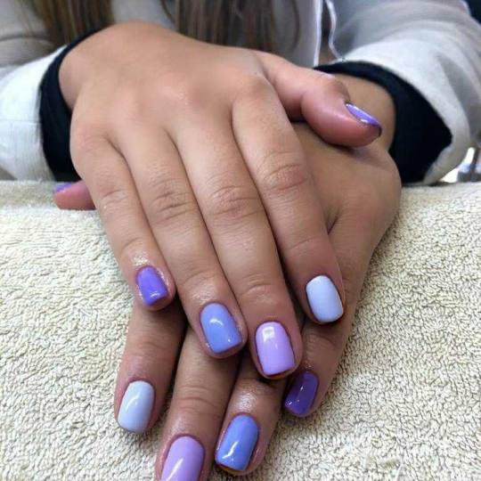 Bibi beauty centar #beograd Gel lak Gel lak - ruke BiBi nijansirani gel lak